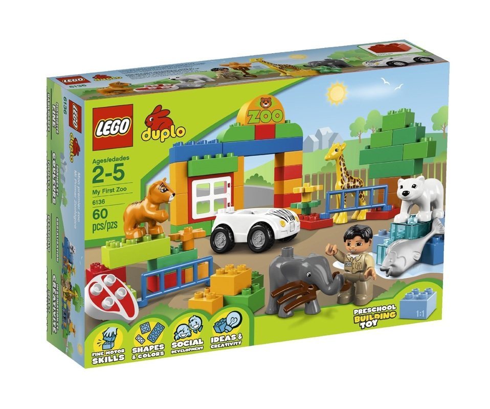 lego duplo building set 71 pieces 5506 home. Black Bedroom Furniture Sets. Home Design Ideas